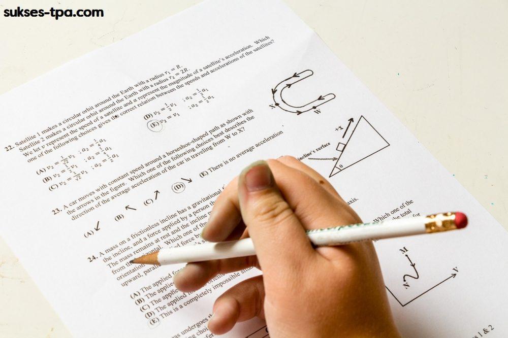 Tips Menghadapi Soal Tes Potensi Akademik