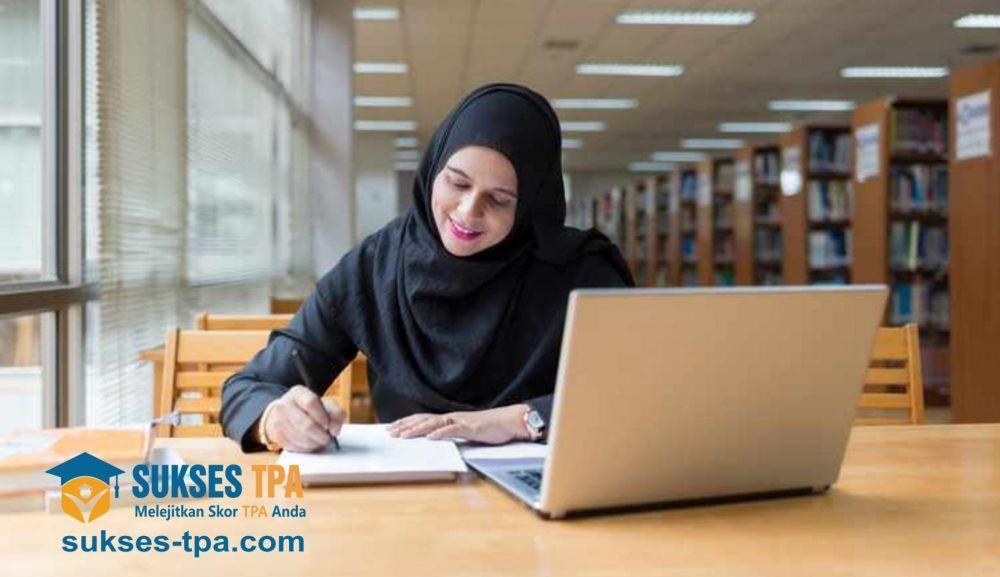 Soal Tes Potensi Akademik PDF