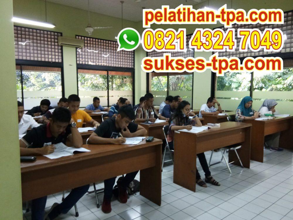 Latihan Soal TPA Bappenas Online